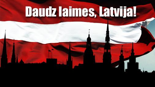Le 11 Novembre en Lettonie : célébrons le jour de Lāčplēsis 8