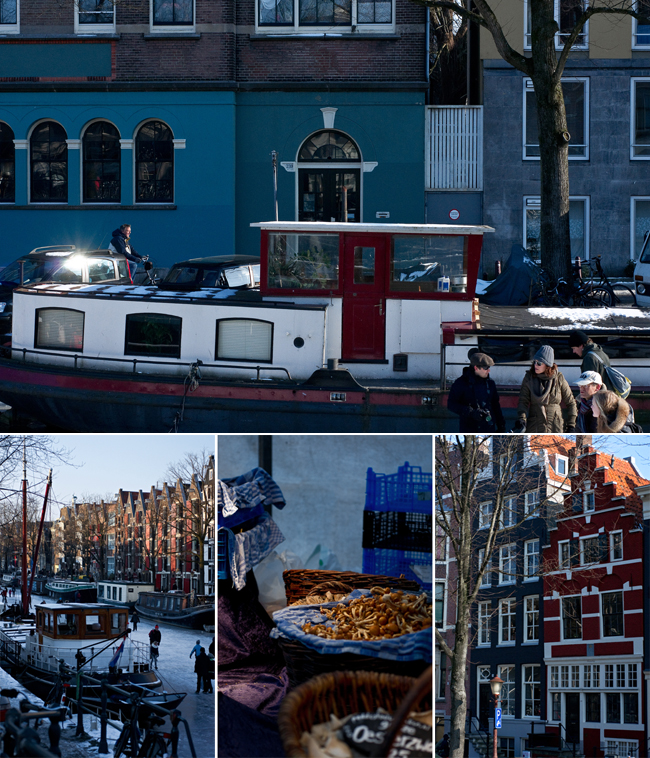 Séjour à Amsterdam ; une virée dans la surprenante capitale des Pays Bas 1