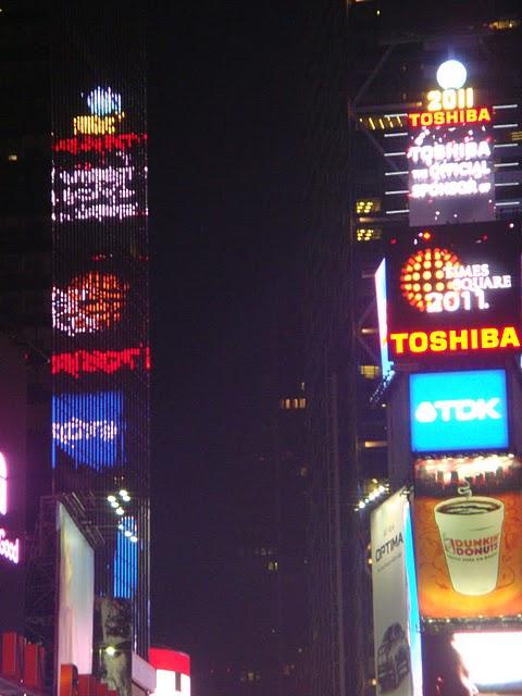 Lumières et Nuits de Brodway (New York City) en photos 7
