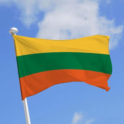 1er Janvier en Lituanie : jour du drapeau 1