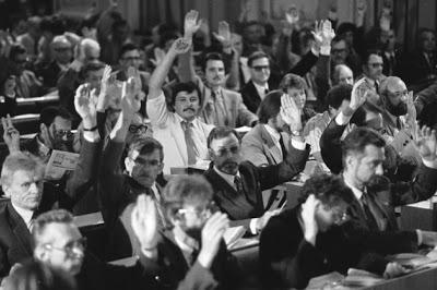 4 Mai 1990: restauration de l'indépendance de la Lettonie 3