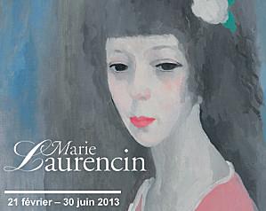 agenda culturel paris marie laurencin exposition musée marmottan monnet
