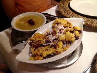 kaiserchamrrn recette cuisine autrichienne