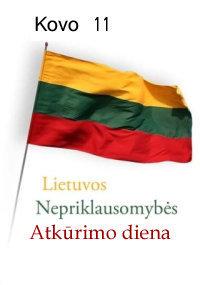 11 Mars 1991 : Acte de rétablissement de l'Etat lituanien 5