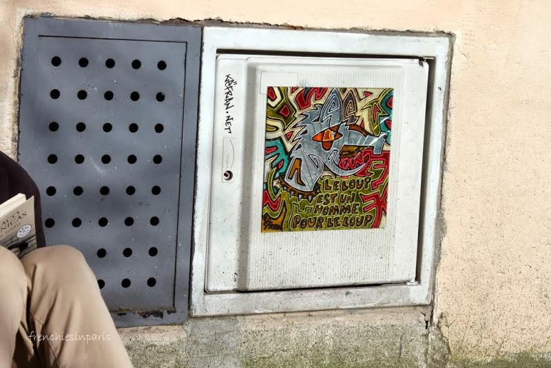 Street Art Paris insolite et surprenant (Sortir à Paris) 6
