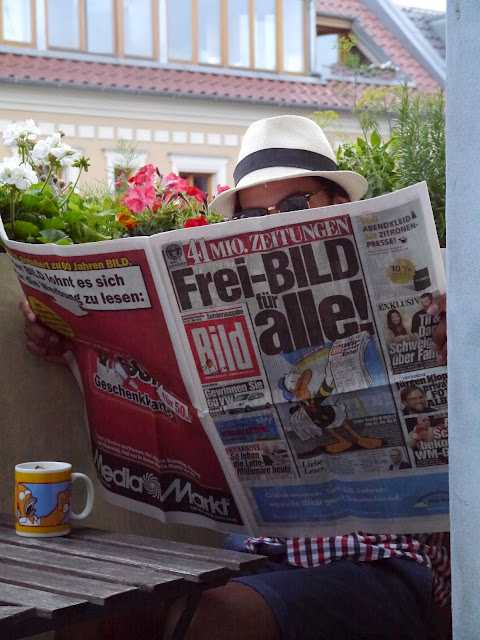 Un été à Berlin : Juin 14