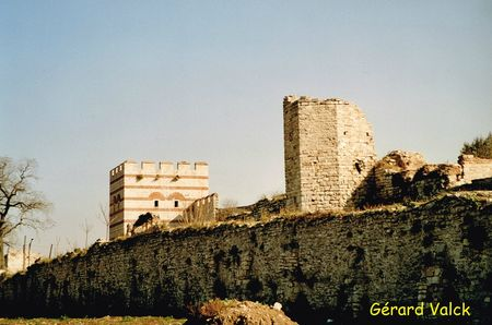 istanbul remparts