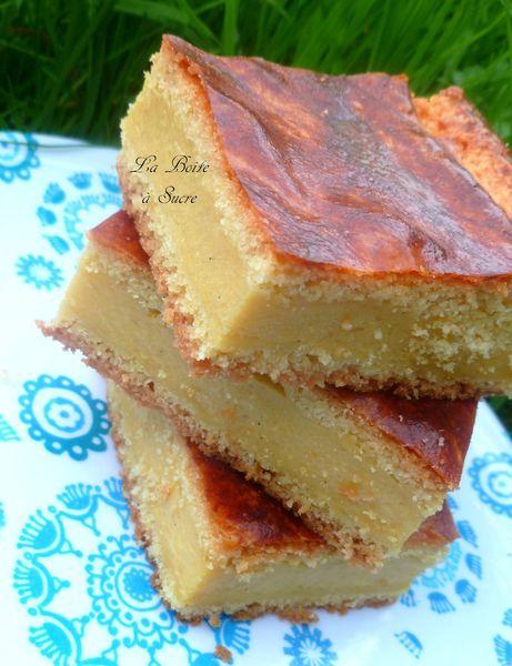 Gâteau basque 2