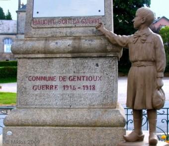 Gentioux