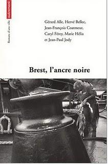 Brest, l'ancre noire : recueil collectif de nouvelles sur Brest 1