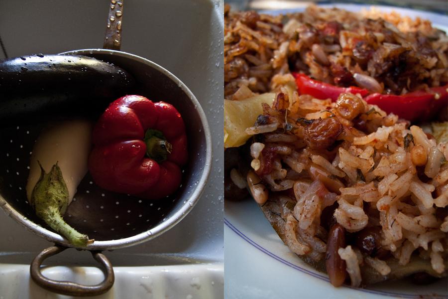 Recette de Dolma turc ; un mezzé très populaire en Turquie  2