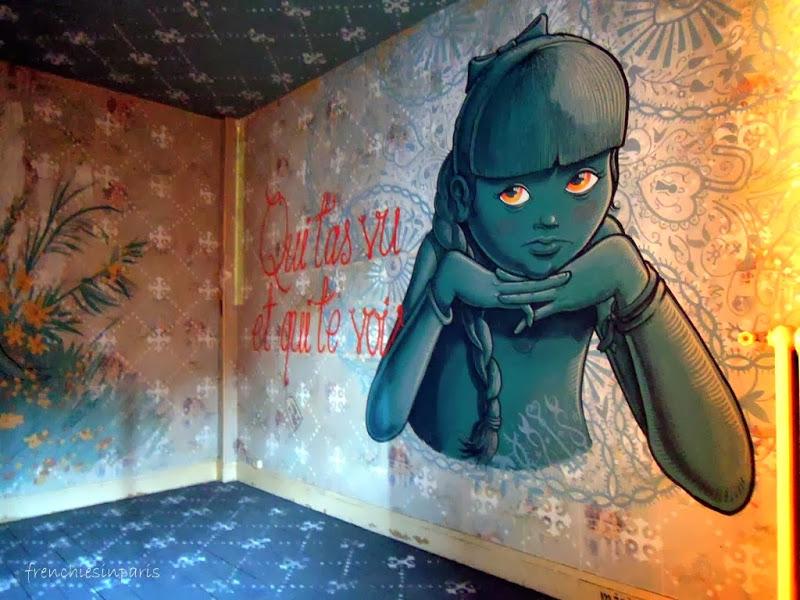 Street Art Paris insolite et surprenant (Sortir à Paris) 40