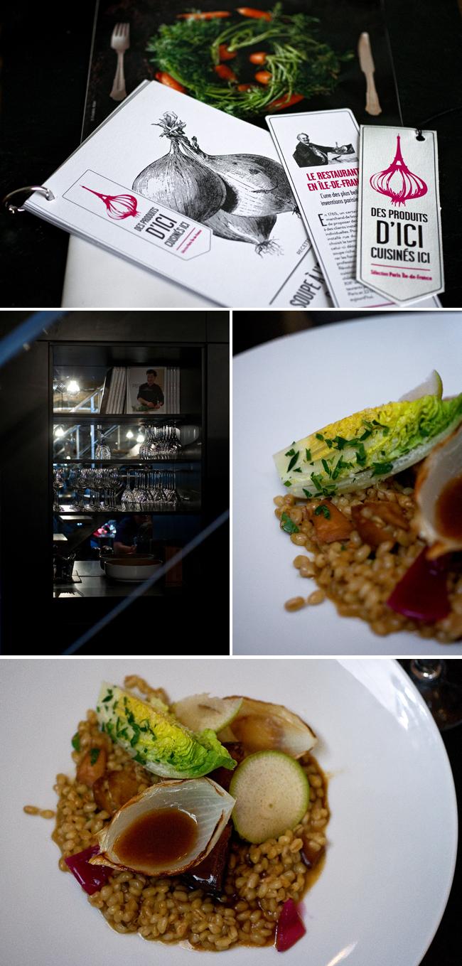 Pierre Sang in Oberkampf: cuisine originale et savoureuse (Restaurant Paris 11) 1