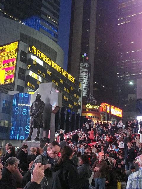 Lumières et Nuits de Brodway (New York City) en photos 19