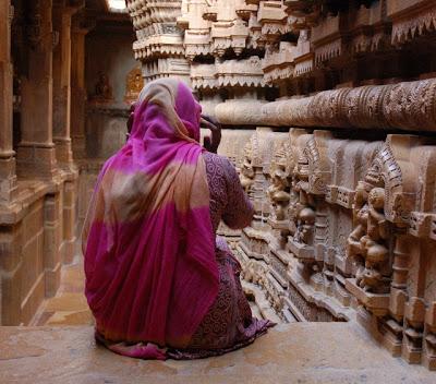 Jaisalmer, la dorée : les temples Jains et le Thar Heritage Museum 51