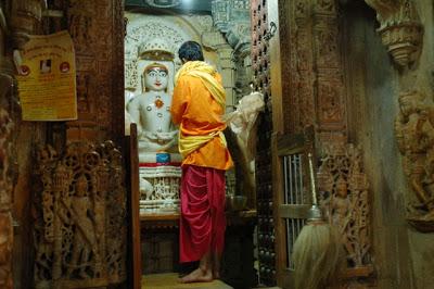 Jaisalmer, la dorée : les temples Jains et le Thar Heritage Museum 49