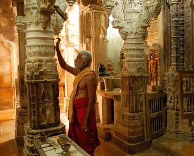 Jaisalmer, la dorée : les temples Jains et le Thar Heritage Museum 44