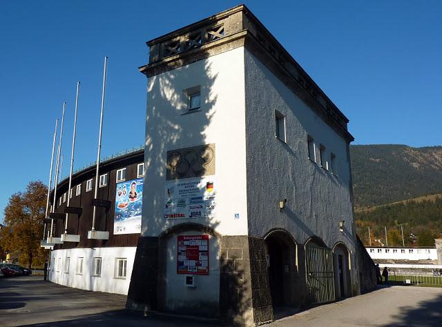 "Garmisch Partenkirchen : Grand tremplin olympique ""Große Olympiaschanze"" (Haute Baviere) 8"
