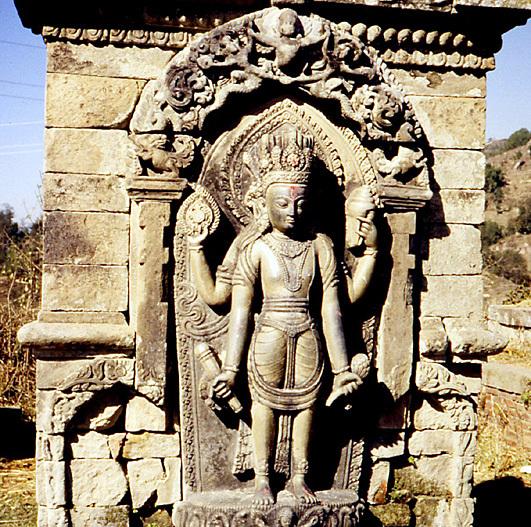 temple sakhu nepal