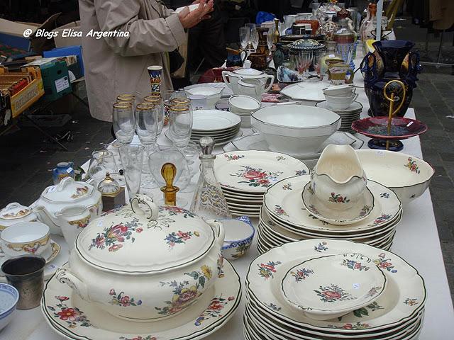Shopping à Paris : la tradition des marchés de Paris 64