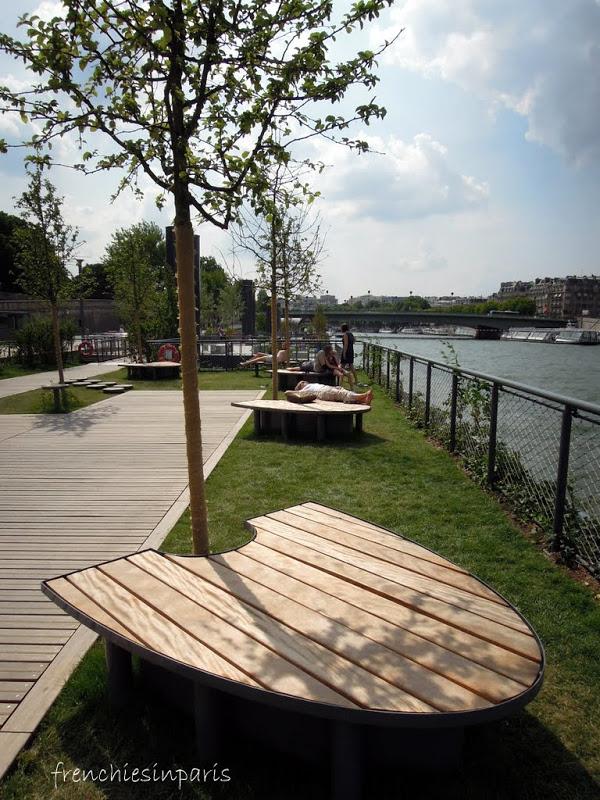 Balades sur les berges de la Seine à Paris : Les berges sont à vous! 6