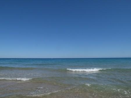 mer plage espagne