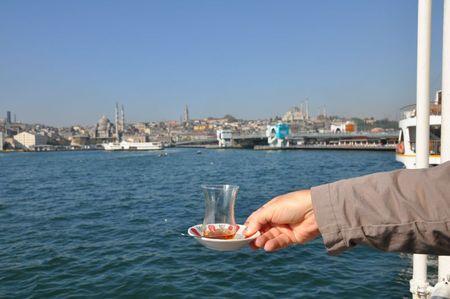 istanbul the vapur