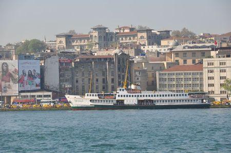 istanbul vapur eminonu