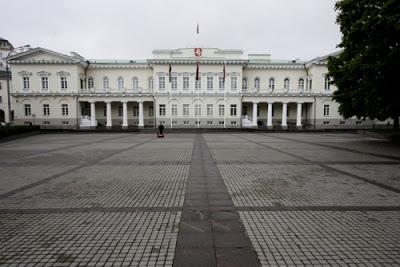 15 Août 1812 : baptême de la Place Napoléon à Vilnius 3
