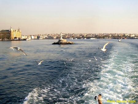 de Kadikoy a Eminonu istanbul