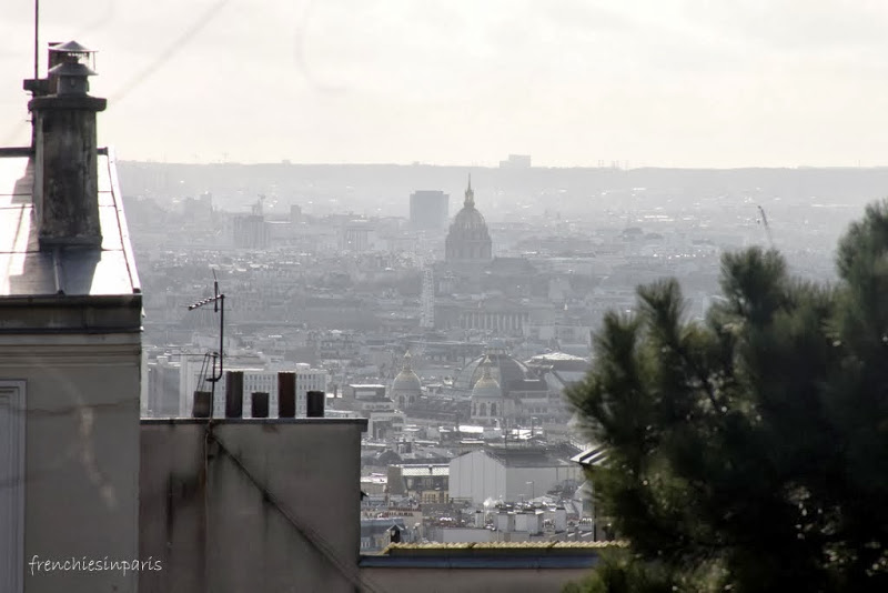 Dominer Paris ; Idées de balade insolite à Paris pour voir Paris autrement... 19