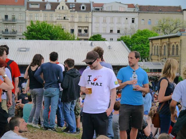 Myfest, festival de rue à Kreuzberg (Vivre à Berlin) 2