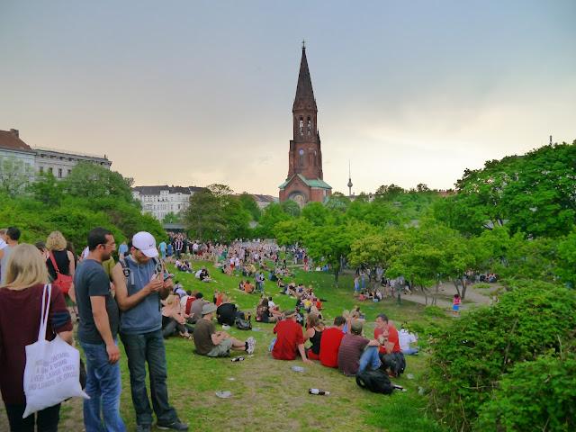 Myfest, festival de rue à Kreuzberg (Vivre à Berlin) 5