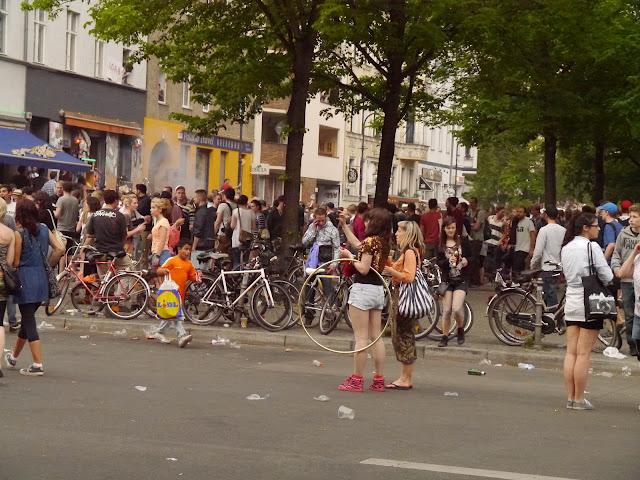 Myfest, festival de rue à Kreuzberg (Vivre à Berlin) 8