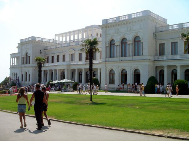 yalta palais livadia