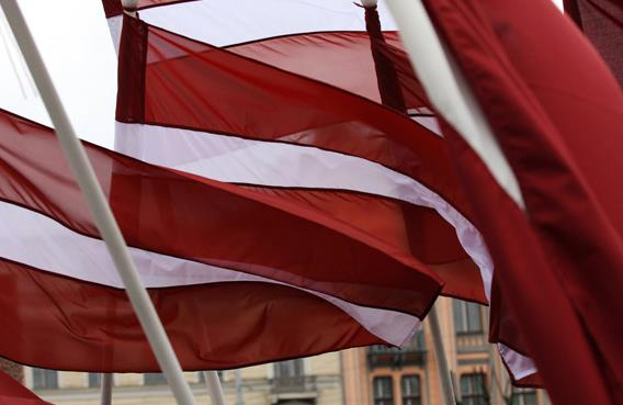 4 Mai 1990: restauration de l'indépendance de la Lettonie 1