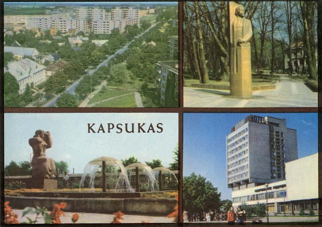 Lituanie - Qui était Vincas Mickevičius-Kapsukas ? 1