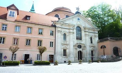 L'abbaye de Weltenburg sur le Danube en Allemagne (Tourisme Bavière) 21