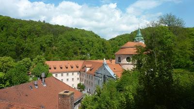 L'abbaye de Weltenburg sur le Danube en Allemagne (Tourisme Bavière) 20
