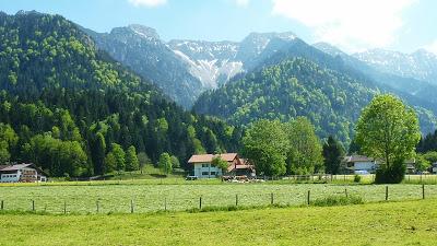 De Eschenlohe à l'Osterfeuerspitze ; balade bucolique en Bavière (Randonnée Allemagne) 41