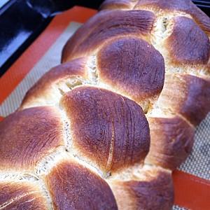 challah recette cuisine juive