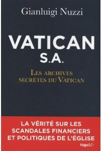 Vatican S.A de Gianluigi Nuzzi