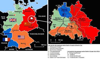 De la guerre mondiale à la guerre froide : la conférence de Postdam 5