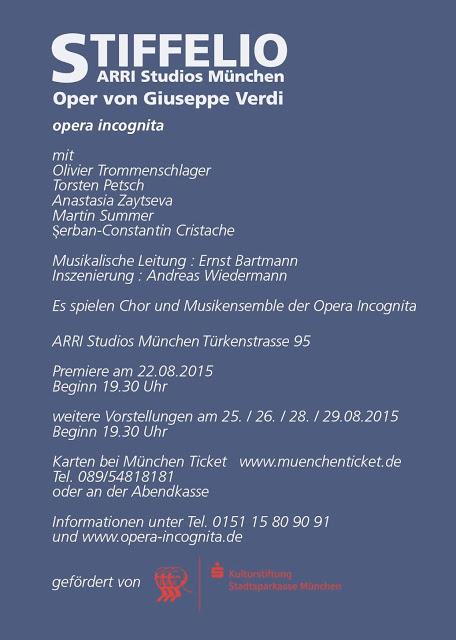 Opéra Munich 2015 : programme et opéras à ne pas manquer en Bavière 27
