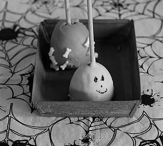 halloween balls recette