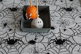 recette halloween balls