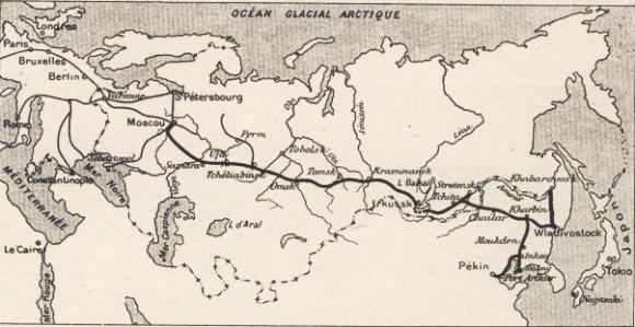 A toute vapeur dans l'immensité russe : la construction du Transsibérien 4