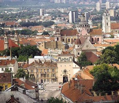 Tourisme Lituanie Unesco : sites inscrits au patrimoine mondial de l'UNESCO 1