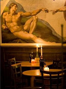 Enotria restaurant-prague centre