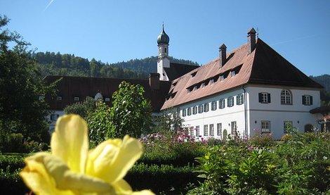 Monastère Franciscain de Fussen (Franziskanerkloster Füssen) en Haute Bavière 1
